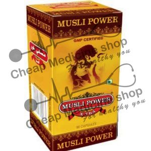 Musli Power X tra 500 Mg