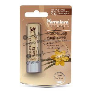 Natural Soft Vanilla Lip Care 4.5gm