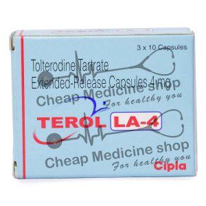 Terol LA 4 Mg