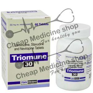Triomune  30+150+200 Mg