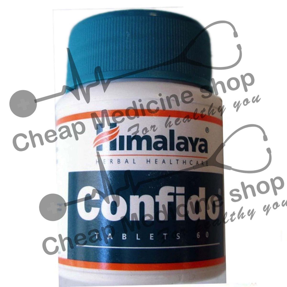 Confido himalaya medicine for sexual health