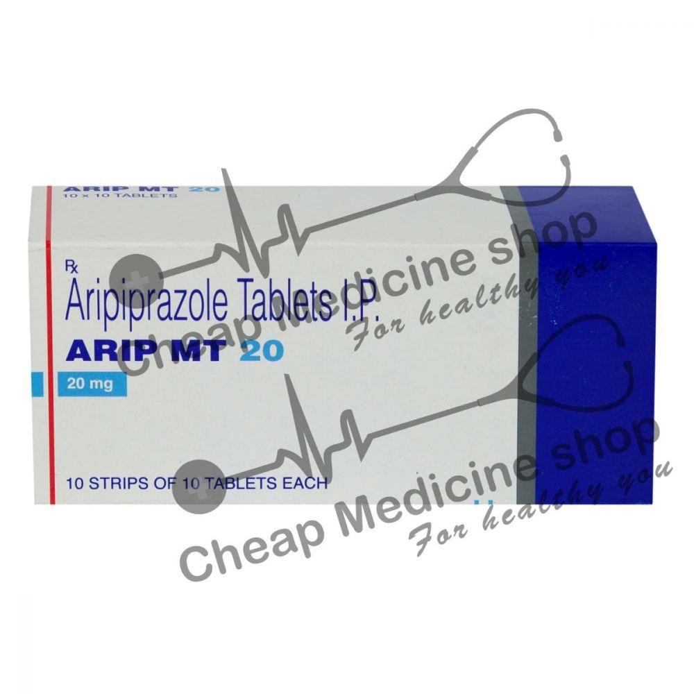 Buy Arip MT 10 Tablet