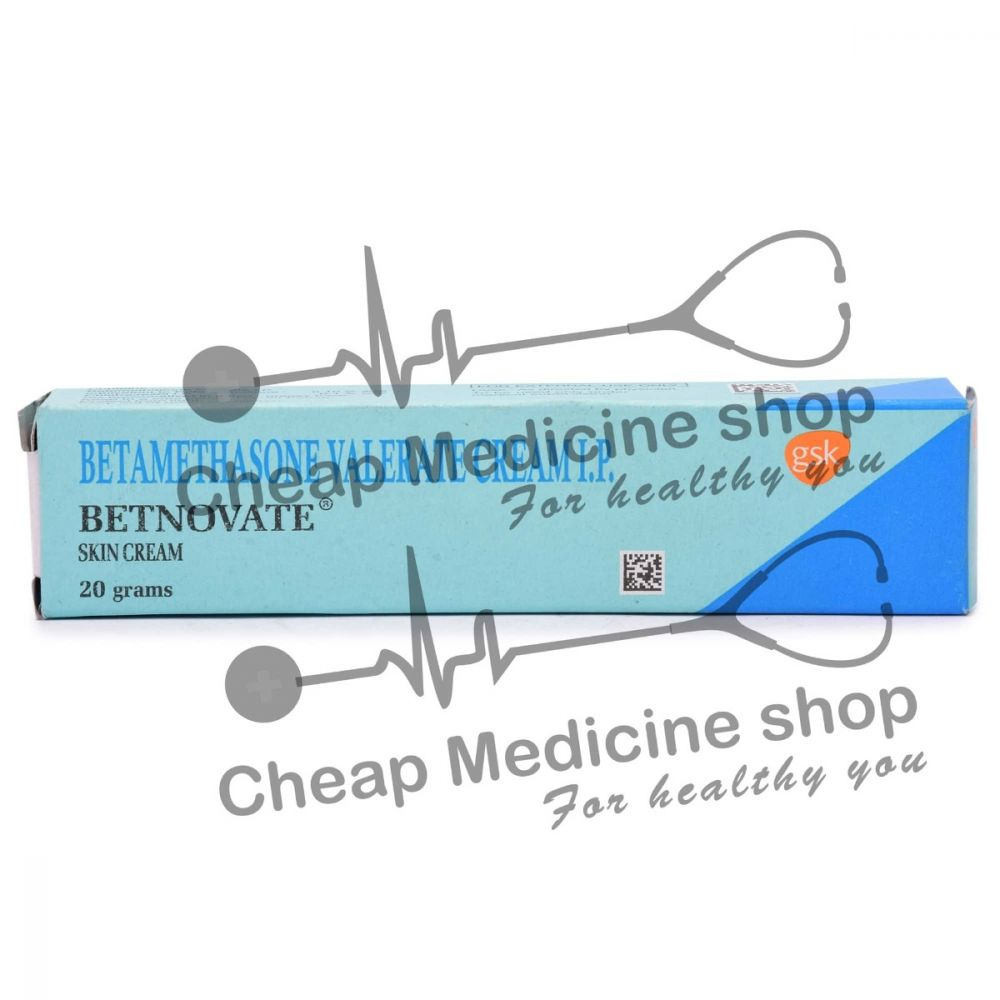 Betnovate 0.10% 20 Gm, Valnac, Betamethasone Valerate