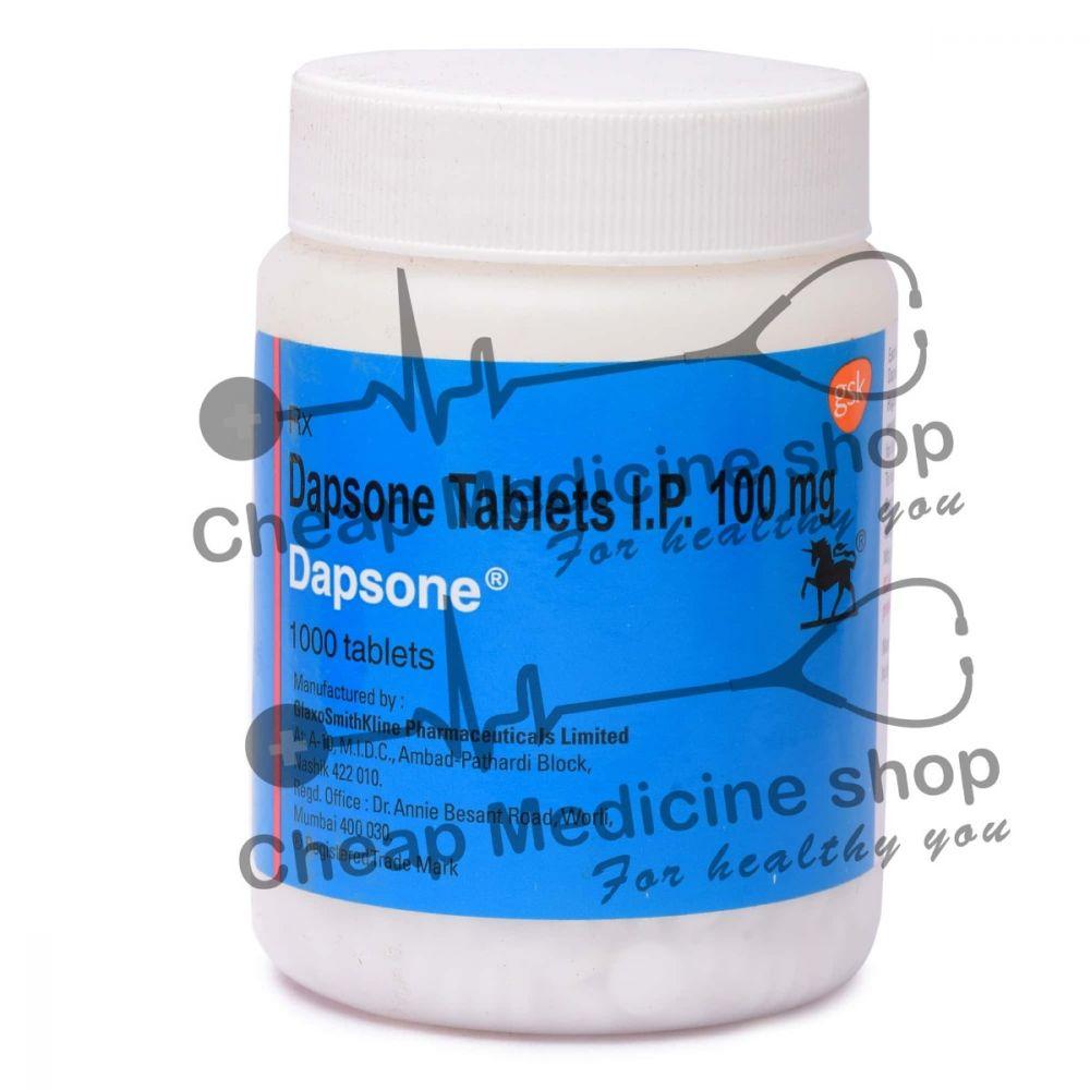 Dapsone 100 Mg, Dapsone, Dapsone