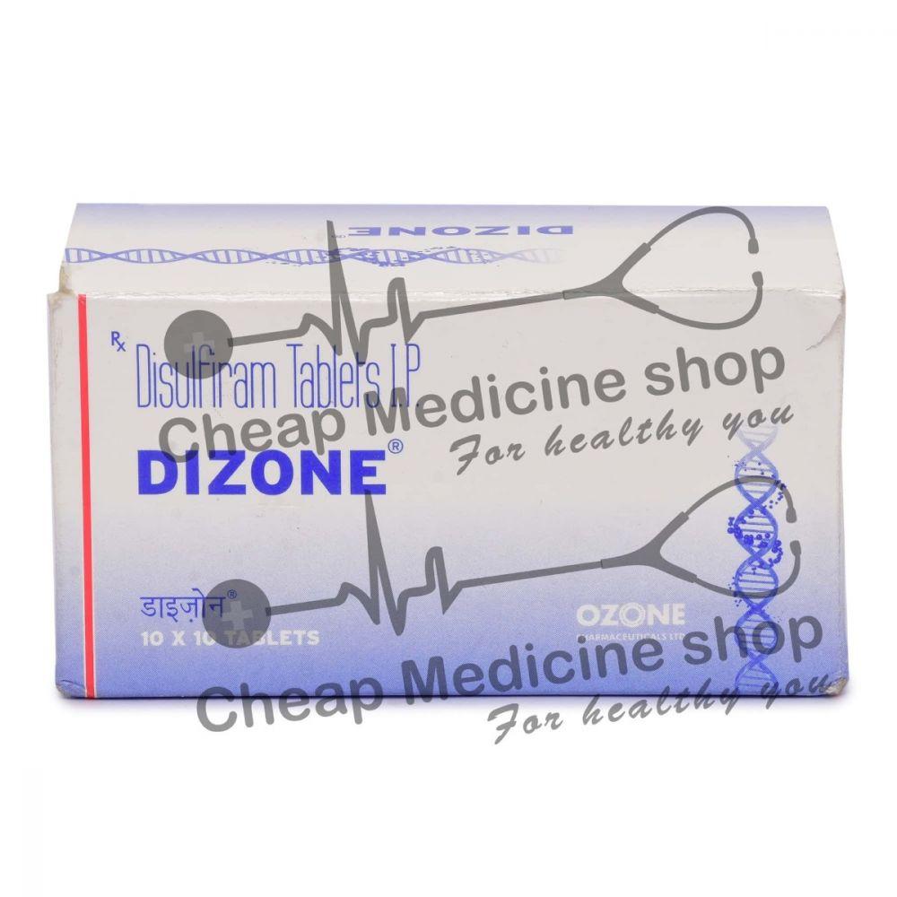 Dizone 250 Mg, Antabuse, Disulfiram