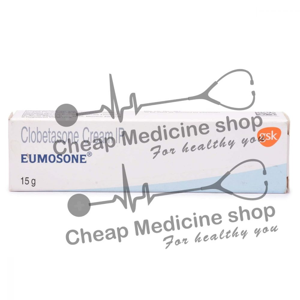 Eumosone 15 Gm, Eumovate, Clobetasone