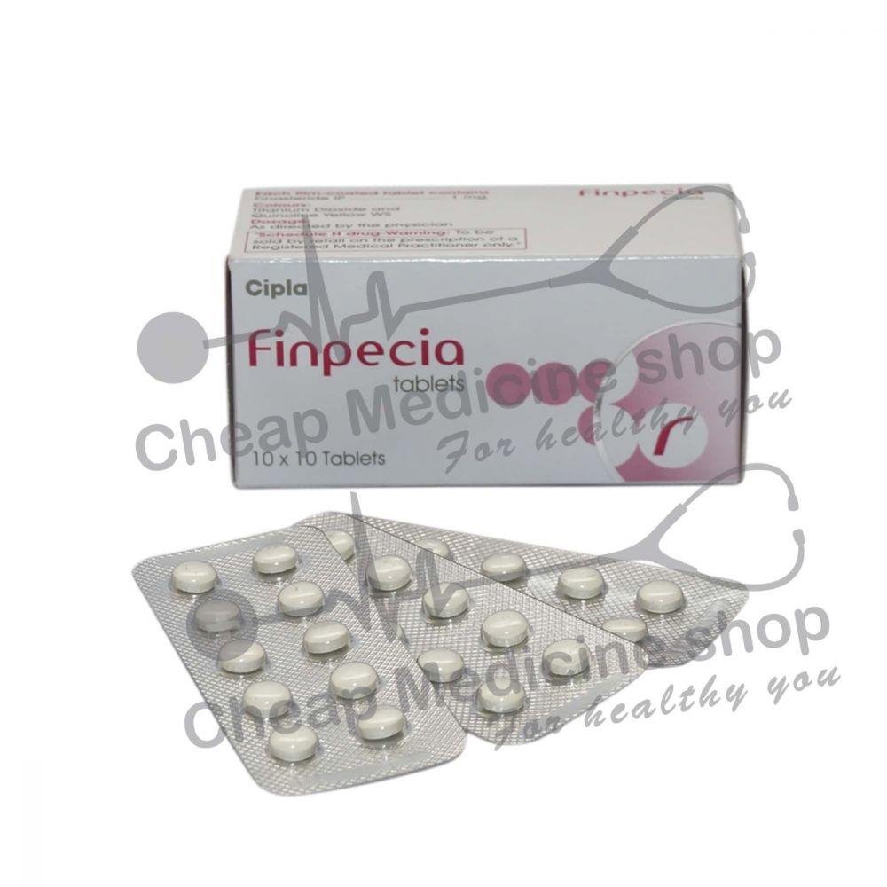 Finpecia 1 Mg, Propecia, Finasteride