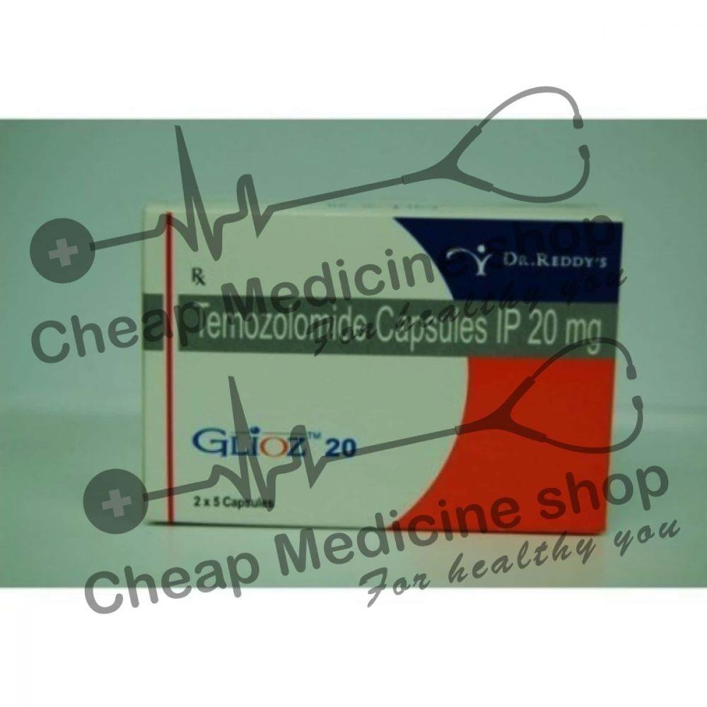 Buy Glioz 20 Mg Capsule