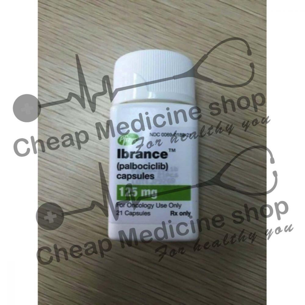Buy Ibrance 125 Mg Tablets