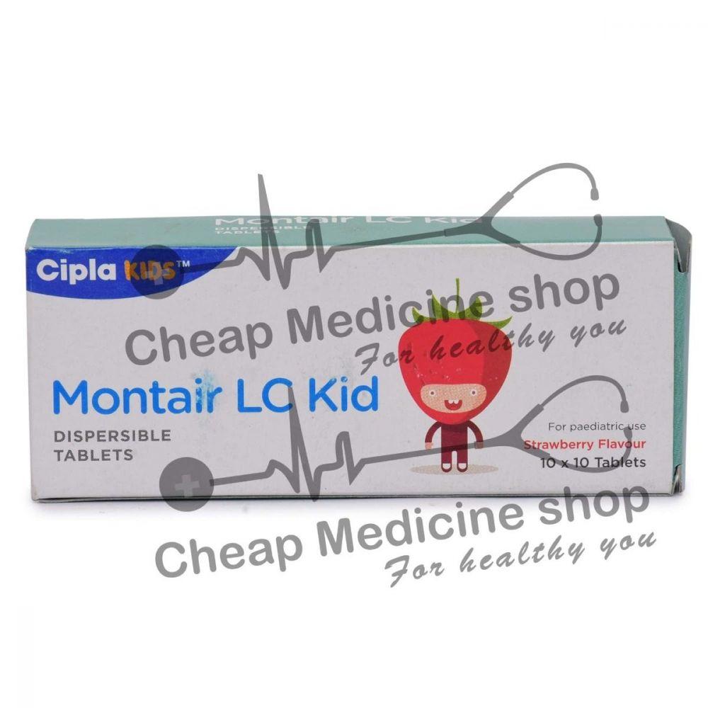 Montair LC Kid (4 +2.5 Mg)