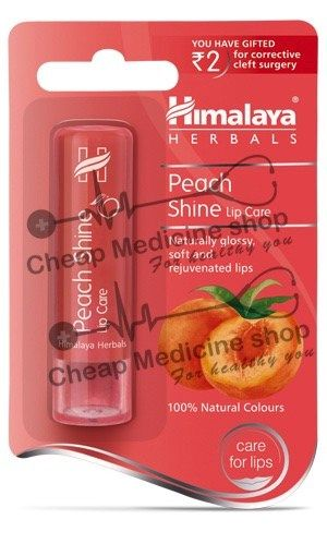 Peach Shine Lip Care 4.5gm