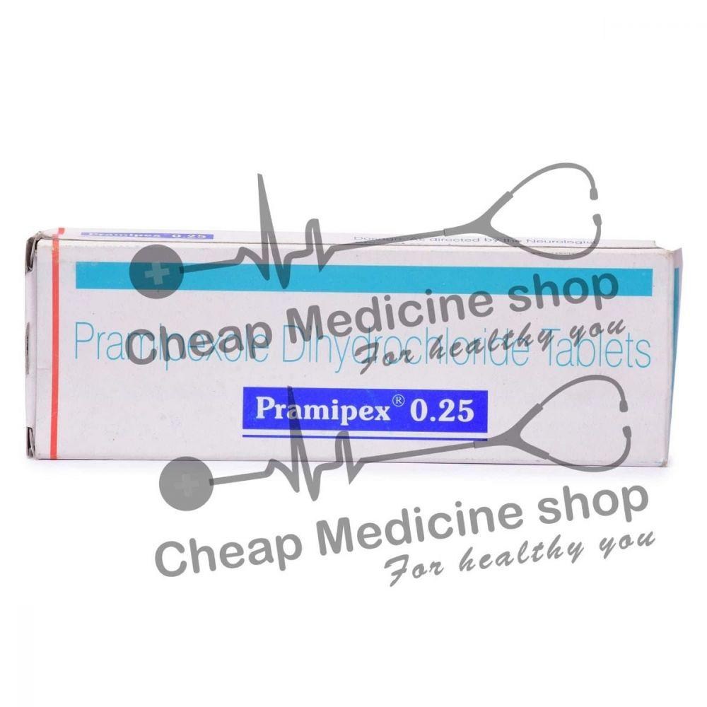 Pramipex 0.25 Mg