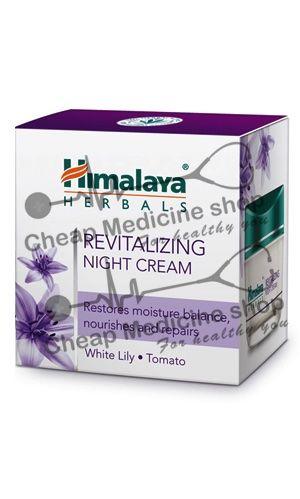 Revitalizing Night Cream 50gm