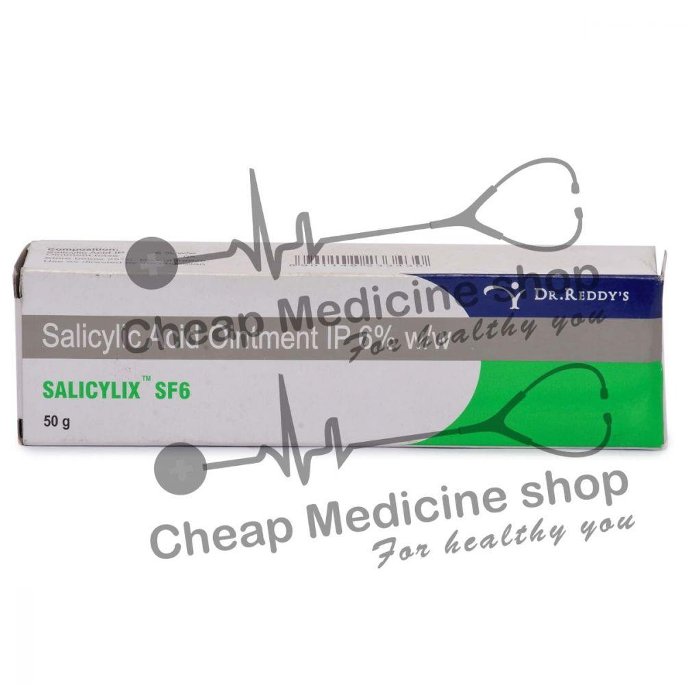 Salicylix 6% (50 Gm)
