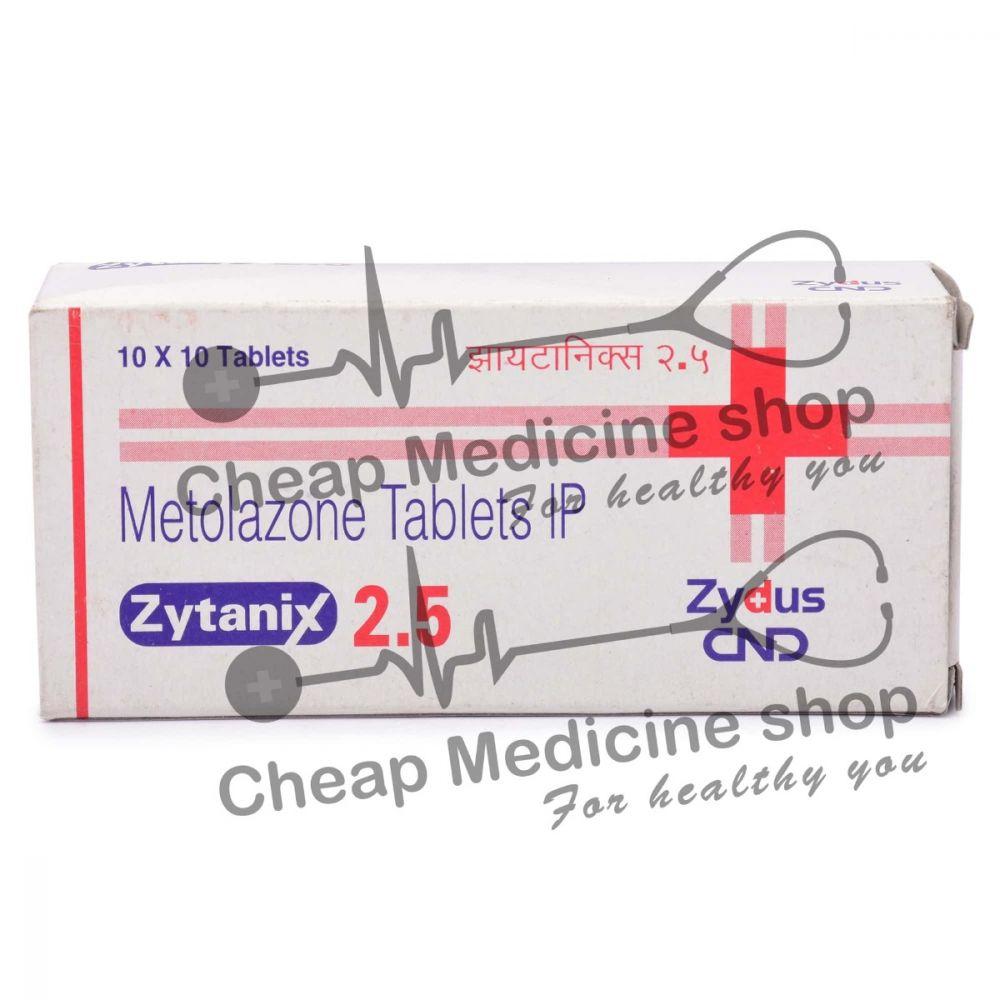 Zytanix 2.5 Mg