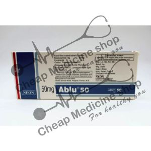 Ablu 50 Mg Tablet