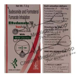 Buy Budamate 200 Transhaler