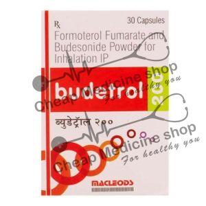 Buy Budetrol 6mcg/100mcg Rotacap