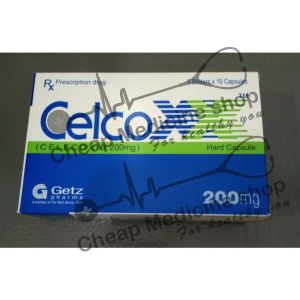 Buy Celcox 200 Mg Capsule