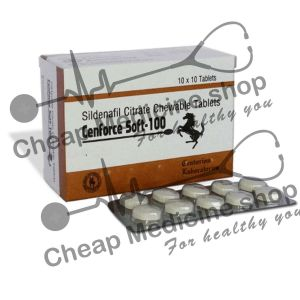 Buy Cenforce Soft 100 Mg