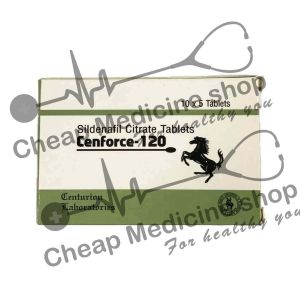 Buy Cenforce 120 Mg (Sildenafil Citrate)
