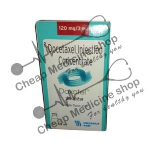 Daxotel 120 Mg Injection