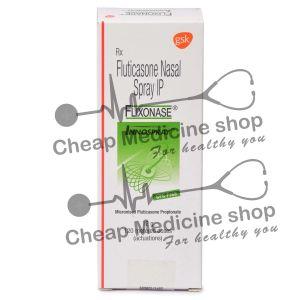 Flixonase Nasal Spray 50 Mcg, Flonase, Fluticasone Propionate