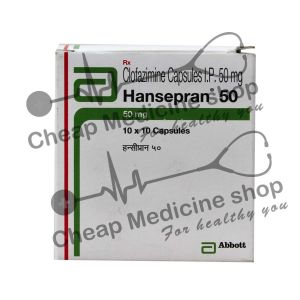 Hansepran  50 Mg