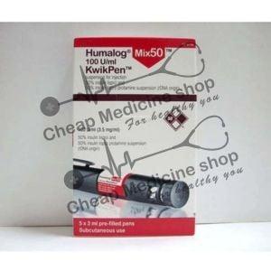 Buy Humalog 200 IU/ml Kwikpen