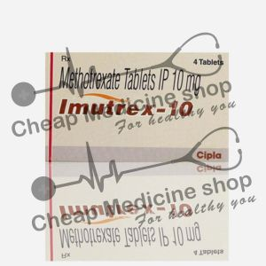 Imutrex 10 Mg Tablets