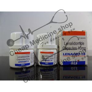 Lenaget 10 mg Capsule