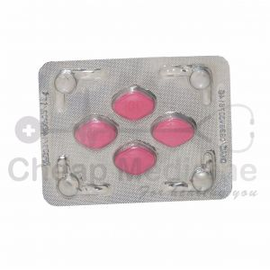 Lovegra 100Mg with Sildenafil front View