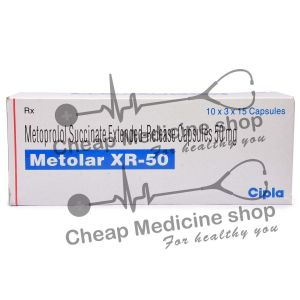 Metolar XR 50 Mg