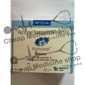 Nanoxel 100 Mg Injection