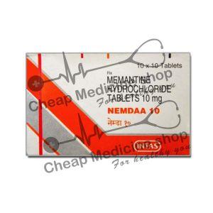 Buy Nemdaa 10 Mg Tablet