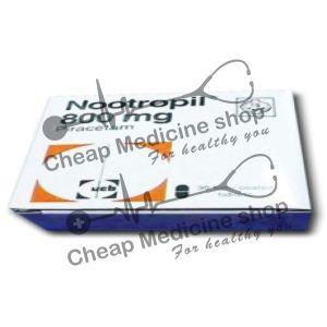 Buy Nootropil Tablet 1000 Mg