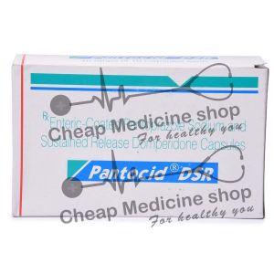 Pantocid DSR 40 Mg + 30 Mg