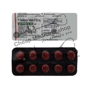 Qutiwel 400 Mg Tablet SR