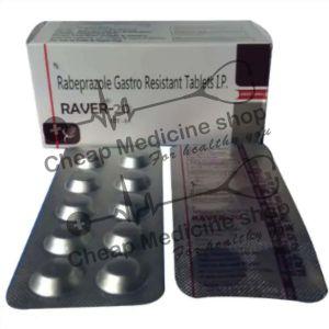 Raver 20 Mg Tablet