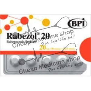 Buy Robezole 20 Mg Tablet