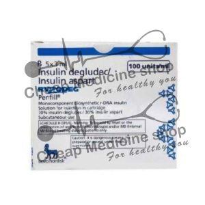 Buy Ryzodeg 100IU/ml Penfill