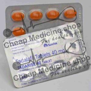 Buy Tadarise 2.5 Mg (Tadalafil)