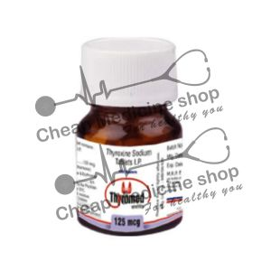 Thyromed 125 mcg Tablet