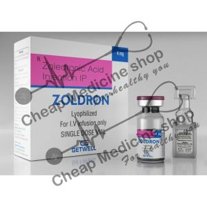 Buy Zoldron 4 mg Injection