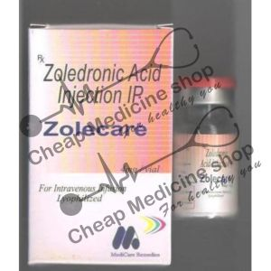 Buy Zolecare 4 mg Injection