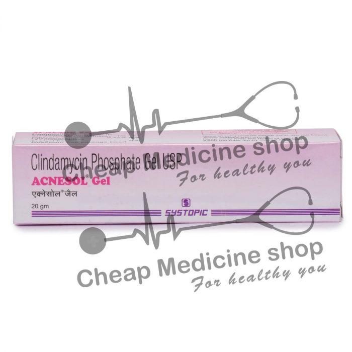 Acnesol Gel 1% (20 Gm),Cleocin T, Clindamycin