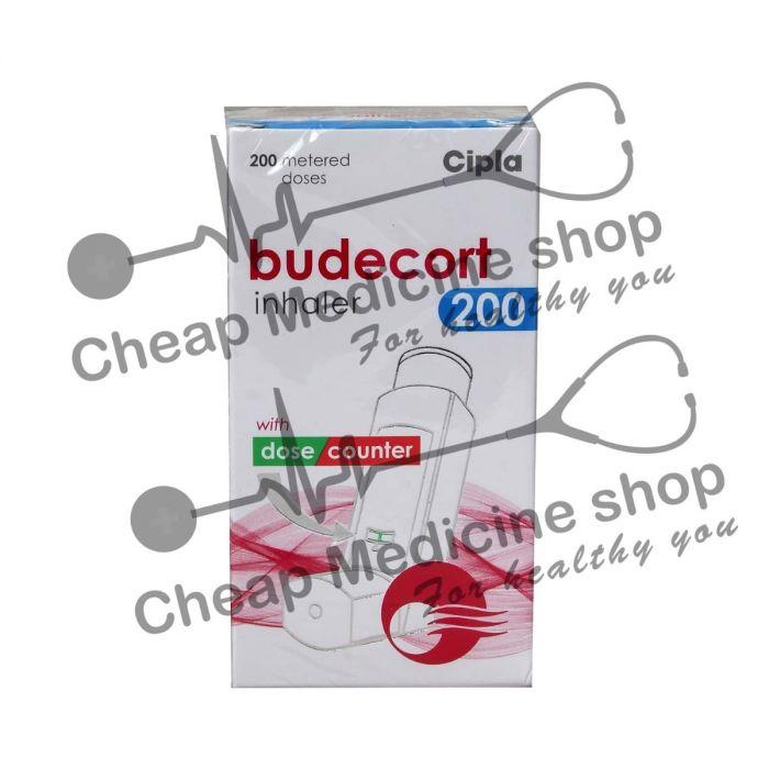Buy Budecort Inhaler 200 Mcg Pulmicort Inhaler Budesonide