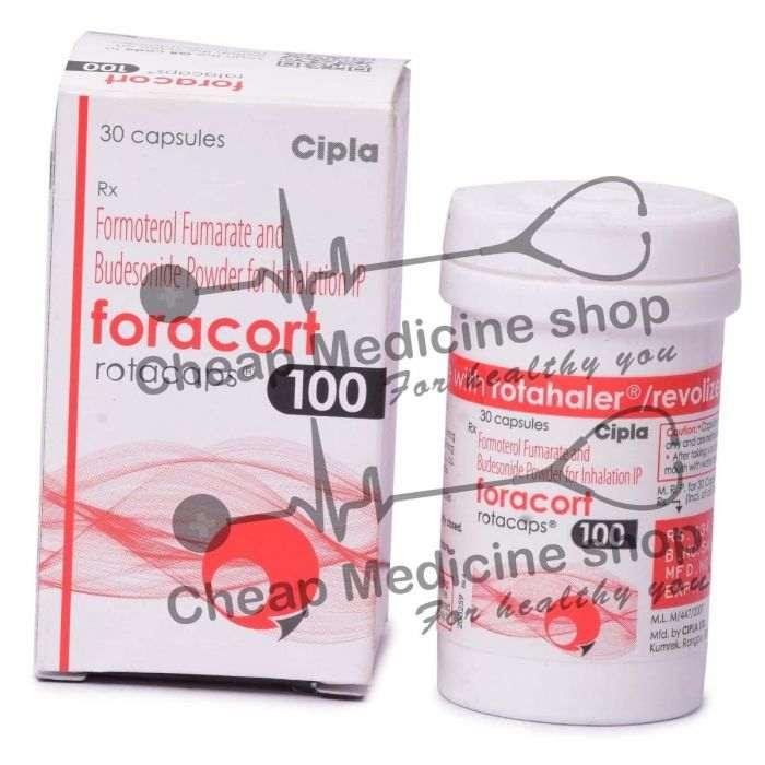 Buy Foracort Rotacaps 100 Mcg 6 Mcg Symbicort Rotacaps