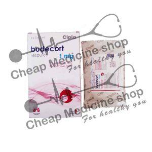 Budecort Respules  1 Mg/2 ml