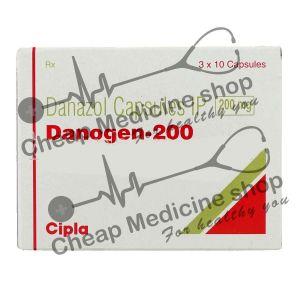 Danogen 200 Mg